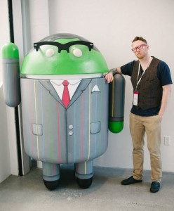 david and giant android