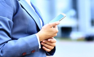 mobile device for content on the go