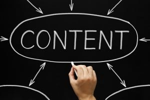 Content is key