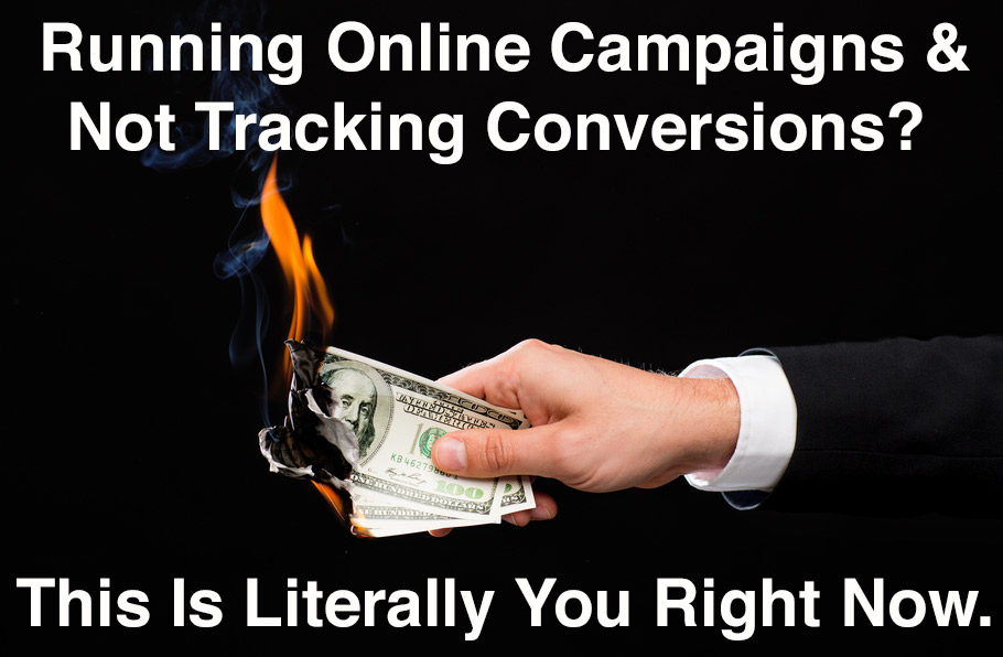 Not Tracking Conversions?
