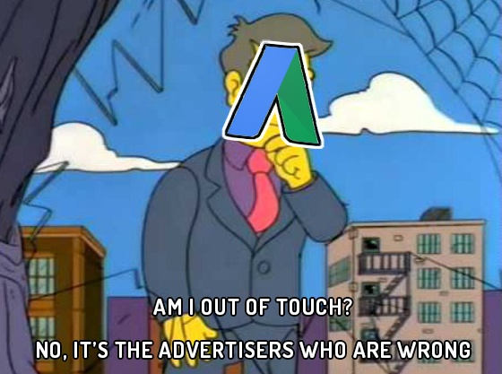adwords-out-of-touch